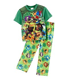 Teenage Mutant Ninja Turtles® Boys' 4-10 2-Piece Ninja Turtles Pajama Set