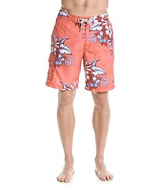 Tommy Bahama® Men's Baja Hibiscus Highlight Swim Trunks