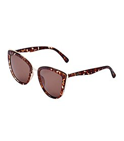 Steve Madden Oxford Cat Eye Sunglasses