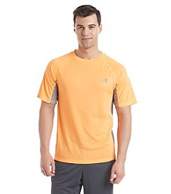 Champion® Men's Orange Performance Short Sleeve Tee