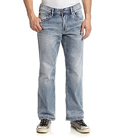 Silver Jeans Co. Men's Gordie Loose Fitting Jeans