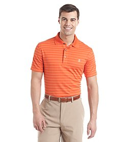 Izod® Men's Short Sleeve Grid Polo Shirt