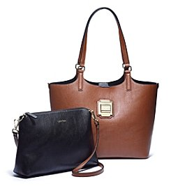 Calvin Klein 3-In-1 Tote And Convertible Crossbody