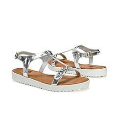 MUK LUKS Women's Joy Sandals