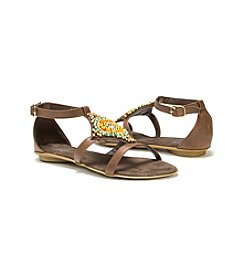 MUK LUKS® Women's Lisa Beaded Sandals