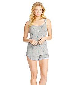 Jessica Simpson Printed Cami Pajama Set
