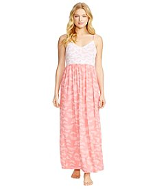 Jessica Simpson Printed Nightgown