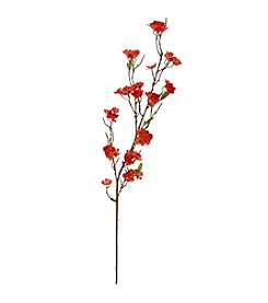 LivingQuarters Botanical Collection Orange Blossom Stem