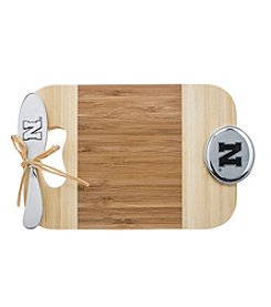 Thirstystone® University of Nebraska Mini Serving Board with Spreader