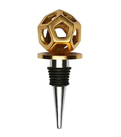 Thirstystone® Geometric Wine Stopper