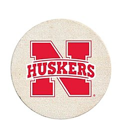 Thirstystone® University of Nebraska Set of Four Coasters