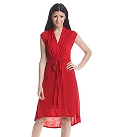 Kensie® Wrap Dress