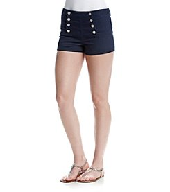 Crave Fame Sailor Shorts