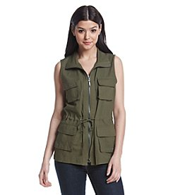 Sequin Hearts® Safari Vest