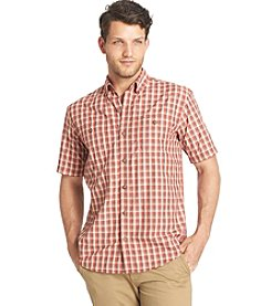 G.H. Bass & Co. Men's Explorer Short Sleeve Button Down Shirt