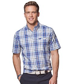 Chaps® Men's Explorer Short Sleeve Button Down Shirt