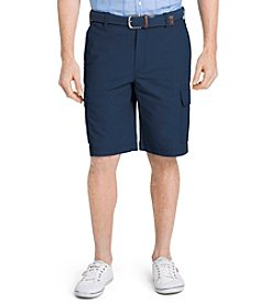 Izod® Men's Poplin Cargo Shorts