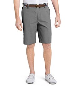 Izod® Men's Checkered Microfiber Shorts