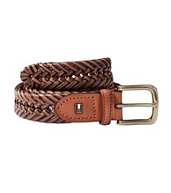 Tommy Hilfiger® Men's Braided Dress Belt