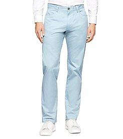 Calvin Klein Men's 4-Pocket Sateen Bowery Pants