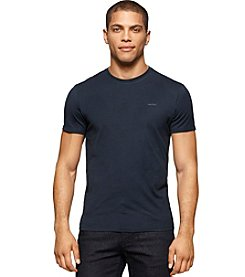 Calvin Klein Men's Short Sleeve Pima Cotton Tee