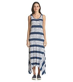 G.H. Bass & Co. Striped Maxi Dress