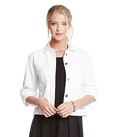 Karen Kane® Classic Denim Jacket