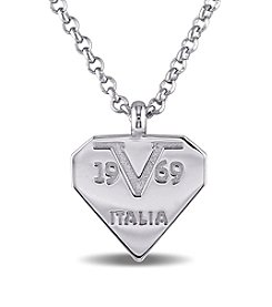 V1969 ITALIA Logomark Necklace