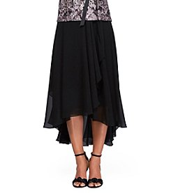 Alex Evenings® High-Low Chiffon Skirt