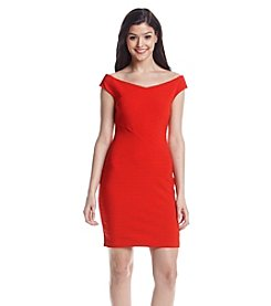 GUESS Bandeau Bodycon Dress