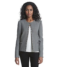 T Tahari® Tweed Suit Jacket