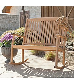 Southern Enterprise Jayne Outdoor Double Rocker