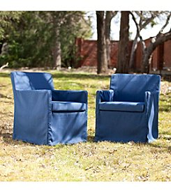 Southern Enterprise Ryland Outdoor Sofa Chairs 2-pc. Set