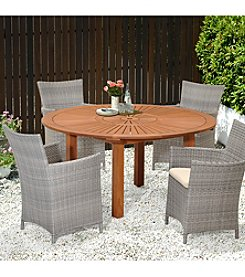 Southern Enterprise Blouse Outdoor Round Table