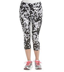 Marc New York Performance Geometric Printed Crop Leggings