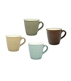 Sango Soho Collection Set of 4 Mugs