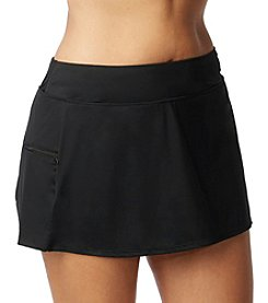 Beach House® Plus Size Pull-On Skort