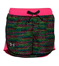 Under Armour® Girls' 7-16 Fast Lane Novelty Shorts
