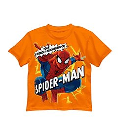 Spider-Man® Boys' 2T-7 Short Sleeve Graphic Tee