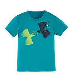 Under Armour® Boys' 2T-7 Short Sleeve Smash Tee