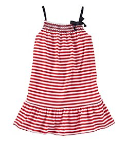 OshKosh B'Gosh® Baby Girls' Striped Smock Dress