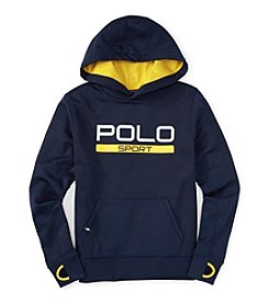 Polo Sport Boys' 8-20 Active Fleece Hoodie