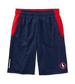 Polo Sport Boys' 8-20 Tech Active Shorts