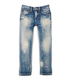 Ralph Lauren Childrenswear Girls' 2T-6X Boyfriend Jeans