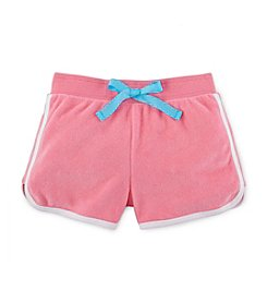 Polo Ralph Lauren® Girls' 2T-6X Solid Terry Shorts