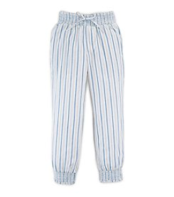 Polo Ralph Lauren® Girls' 2T-6X Striped Joggers