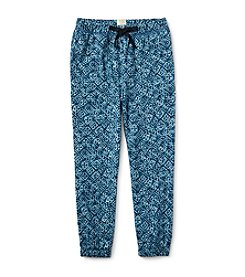 Polo Ralph Lauren® Girls' 2T-6X Geo Printed Jersey Pants
