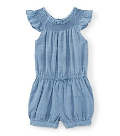 Ralph Lauren Childrenswear Baby Girls' Ruffle Romper