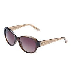 Fossil® Plastic Rounded Sunglasses