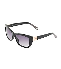 Fossil® Cat Eye Sunglasses